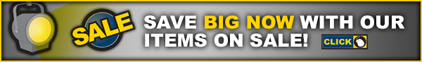 SALE! - Save big now with our items on SALE! - Click