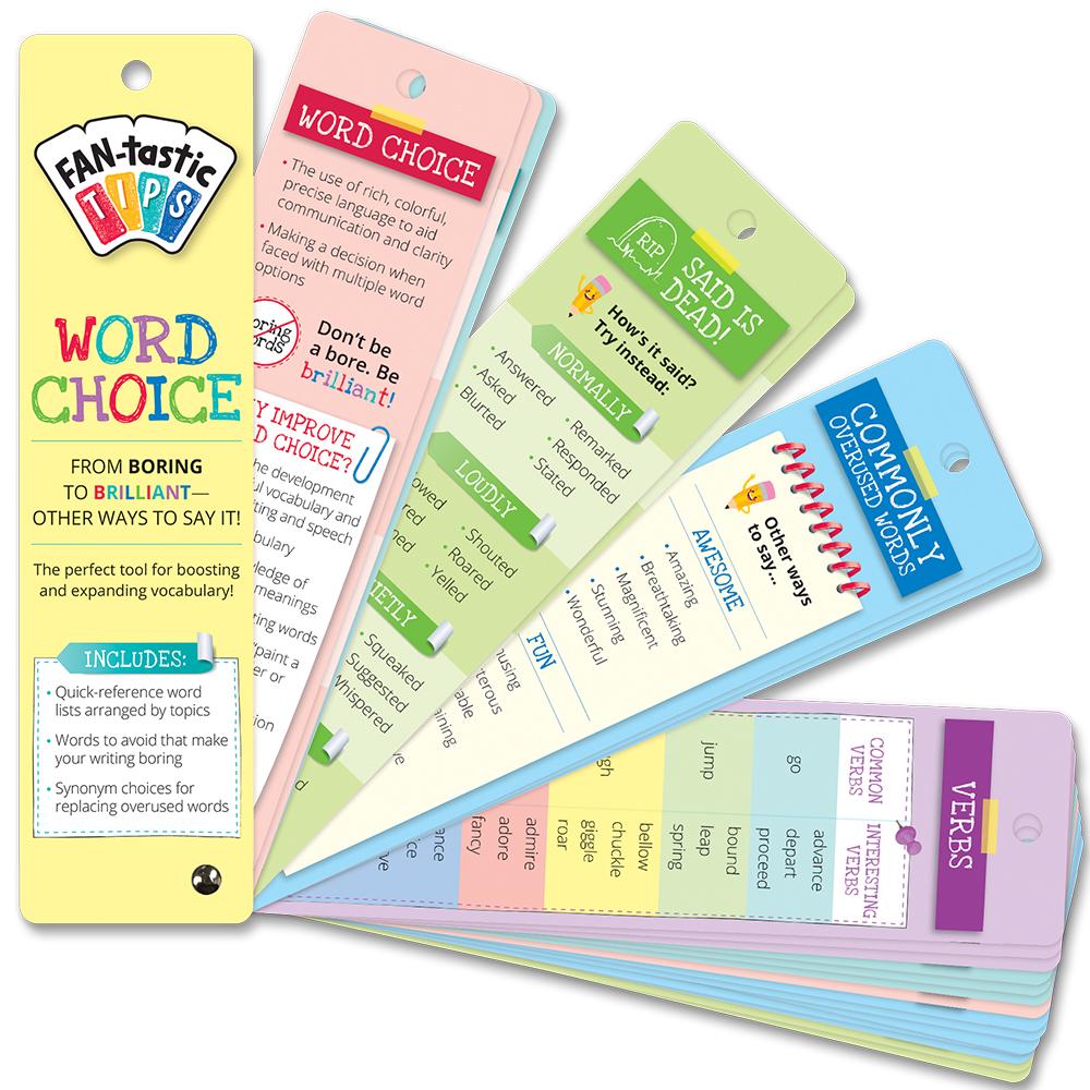 Word Choice Fantastic Tips