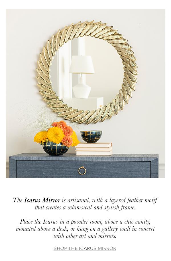 Icarus Mirror