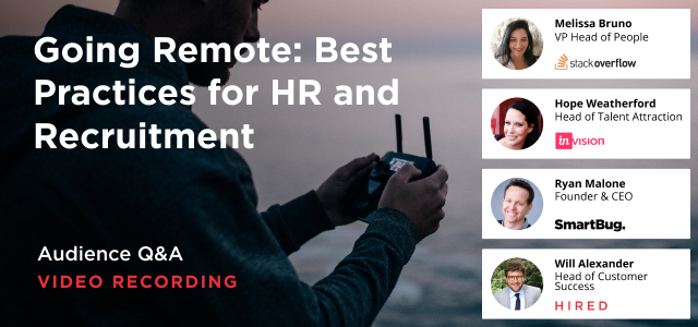 Lead with data: Actionable ways to reach your tech hiring  goals