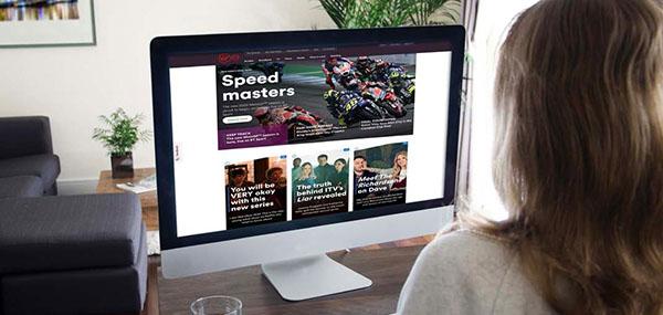 Dynata Helps Virgin Media Create Brand Lift Online