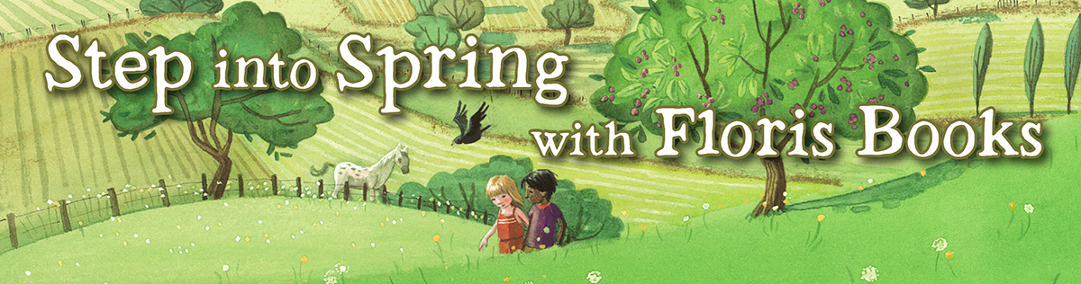 Step into Spring with Floris Books