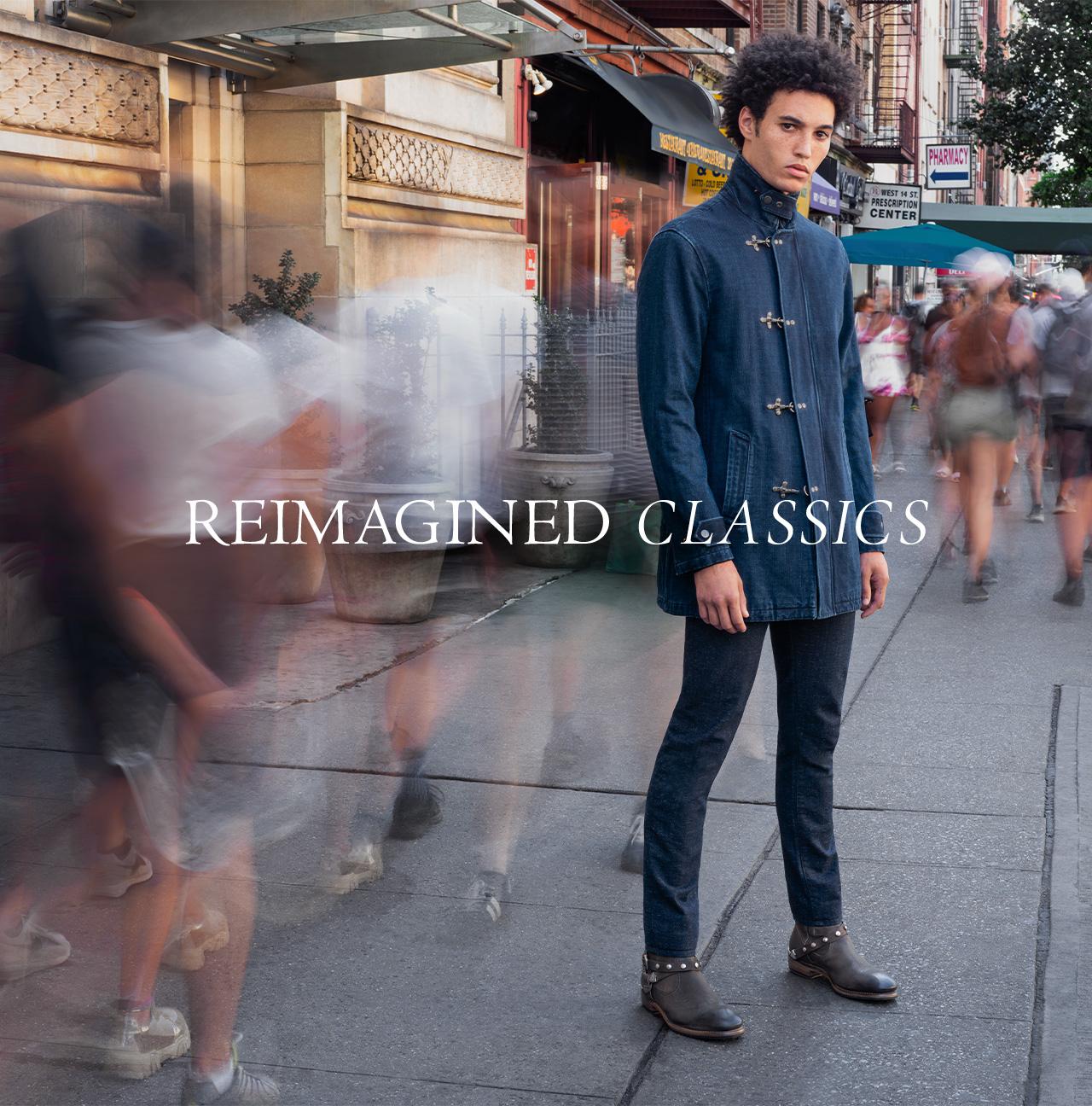 Reimagined classics