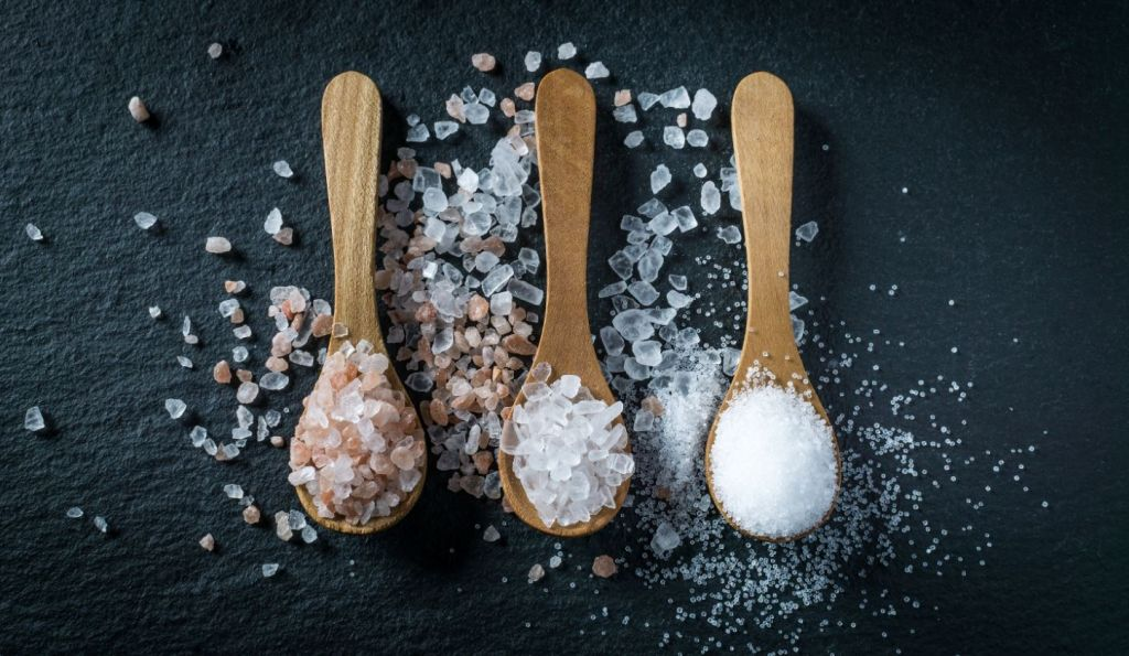 6 signs you''re eating too much salt