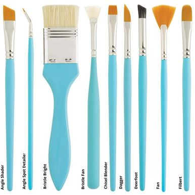 Princeton 3750 Select Brushes