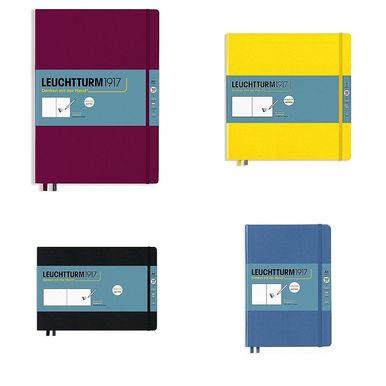 NEW! L1917 Leuchtturm Sketchbooks
