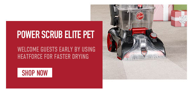 Shop the Power Scrub Elite Pet Carpet Cleaner