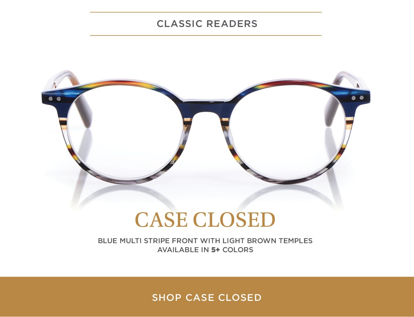 Shop Case Closed