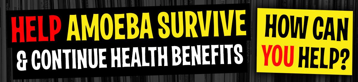 Help Amoeba Survive