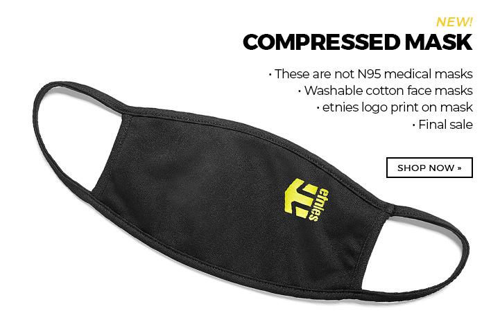 Compressed Face Mask