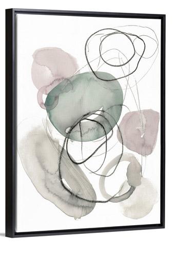 Sea Glass Stack I by Jennifer Paxton Parker