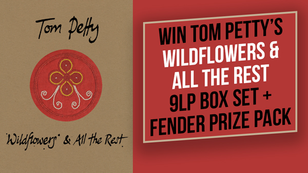 Tom Petty Contest