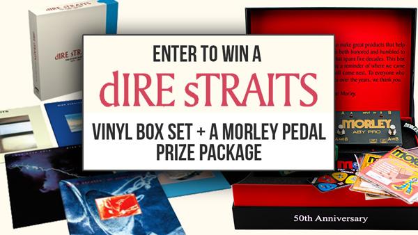 Win A Dire Straits Vinyl Box Set