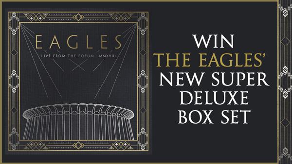 Eagles Super Deluxe Edition Contest