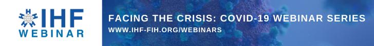 Facing the Crisis: COVID-19 Webinar Series