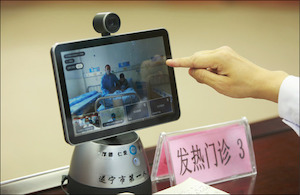Virtual health care in the era of COVID-19