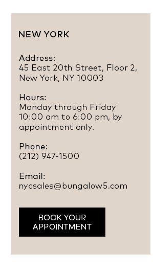 Book Your Appointment NYC