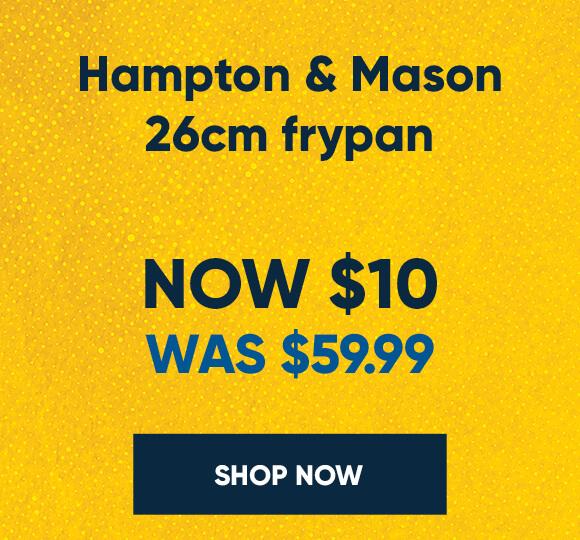 Hampton-And-Mason-26cm-Frypan