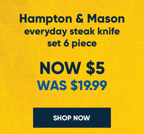 Hampton-And-Mason-Everyday-Steak-Knife-Set