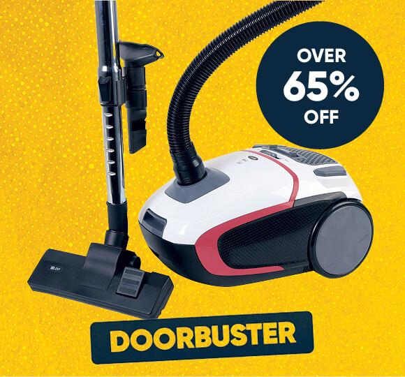 Zip-Compact-Bagged-Vacuum-Cleaner