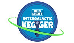 Bud Light Intergalactic Kegger