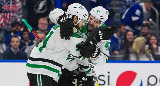 Why Stars could benefit from break in schedule
