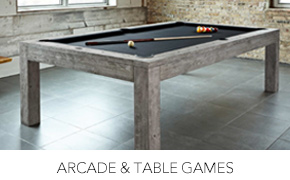 Shop arcade and tablegames at Abt