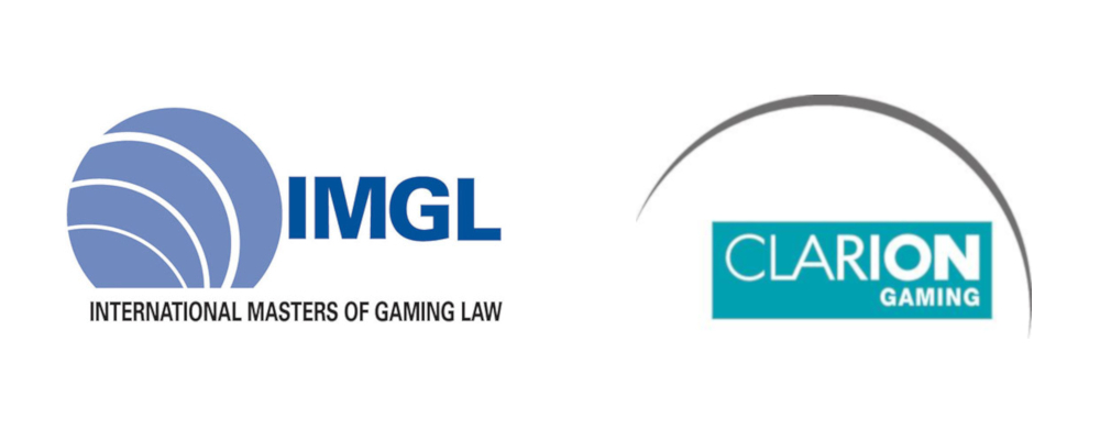 IMGL and Clarion Gaming Logos