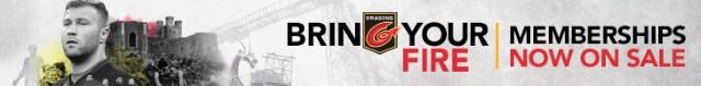 Dragons Season Memberships on sale NOW