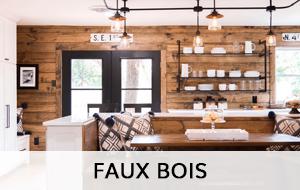 FAUX BOIS