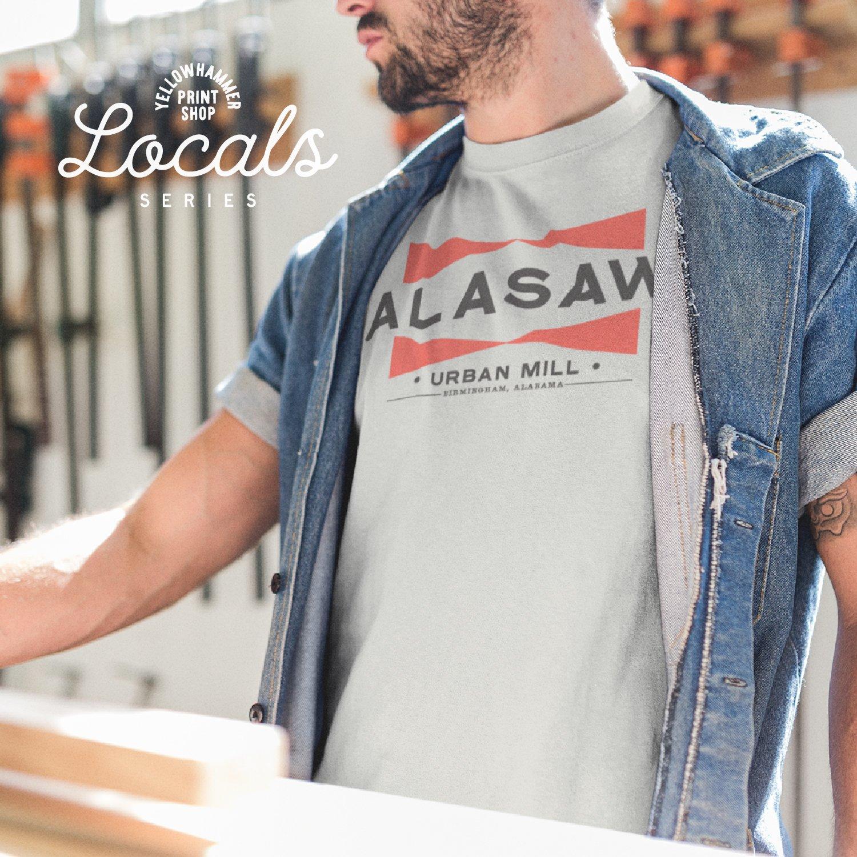 Alasaw Locals Series T-shirt