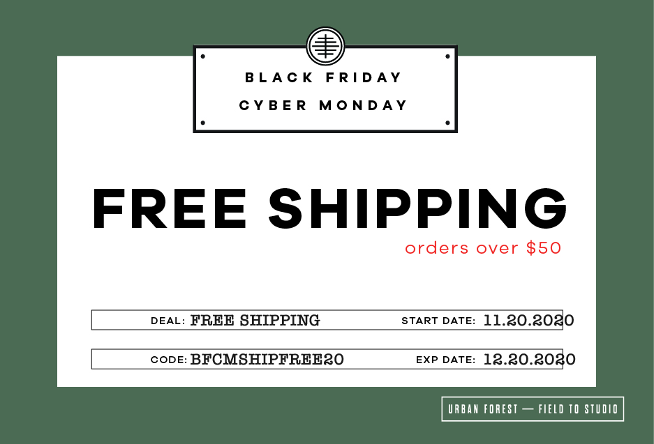 Free shipping over $50 (US / up to $50