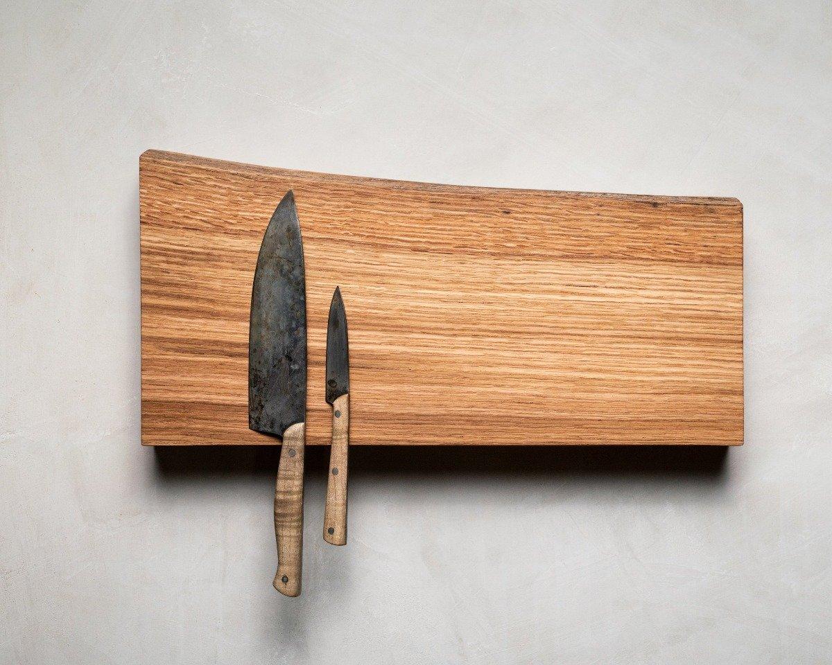 Magnetic Live Edge Knife Holder