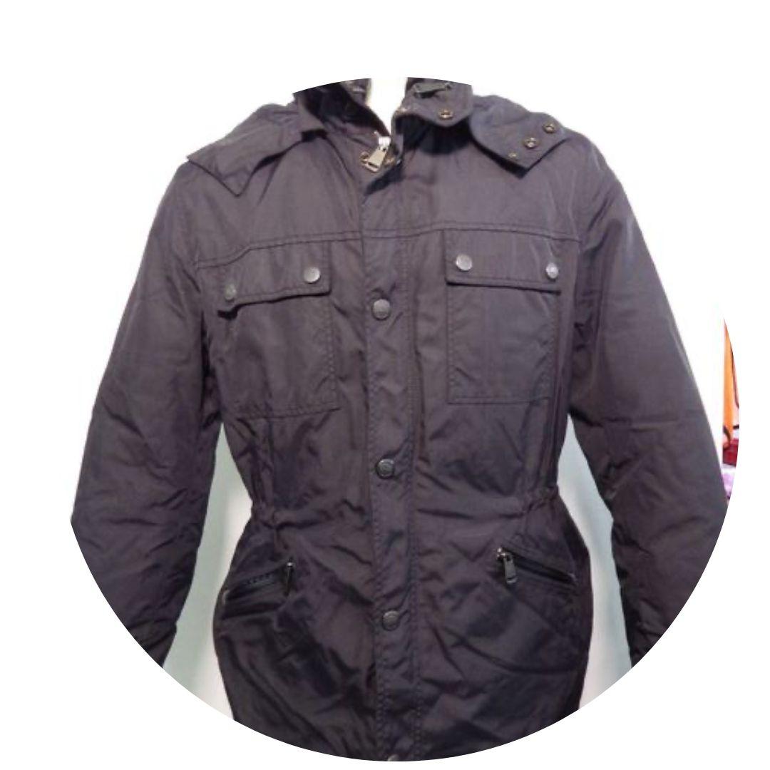 Burberry Men's Coat Size L
