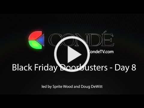Black Friday Doorbusters - Day 8