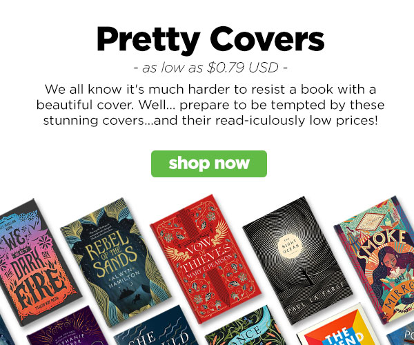 We are obsessed with these PRETTY COVERS!