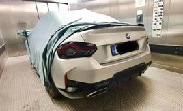 Leaked images: BMW 2 Series Coupe