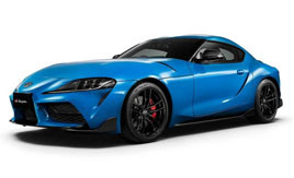 Toyota Supra RZ Acquires Full BMW Power