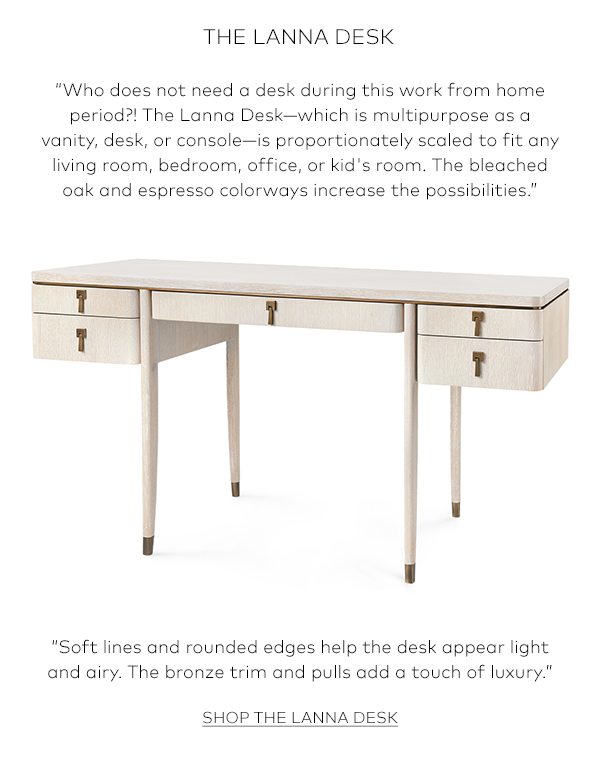 The Lanna Desk