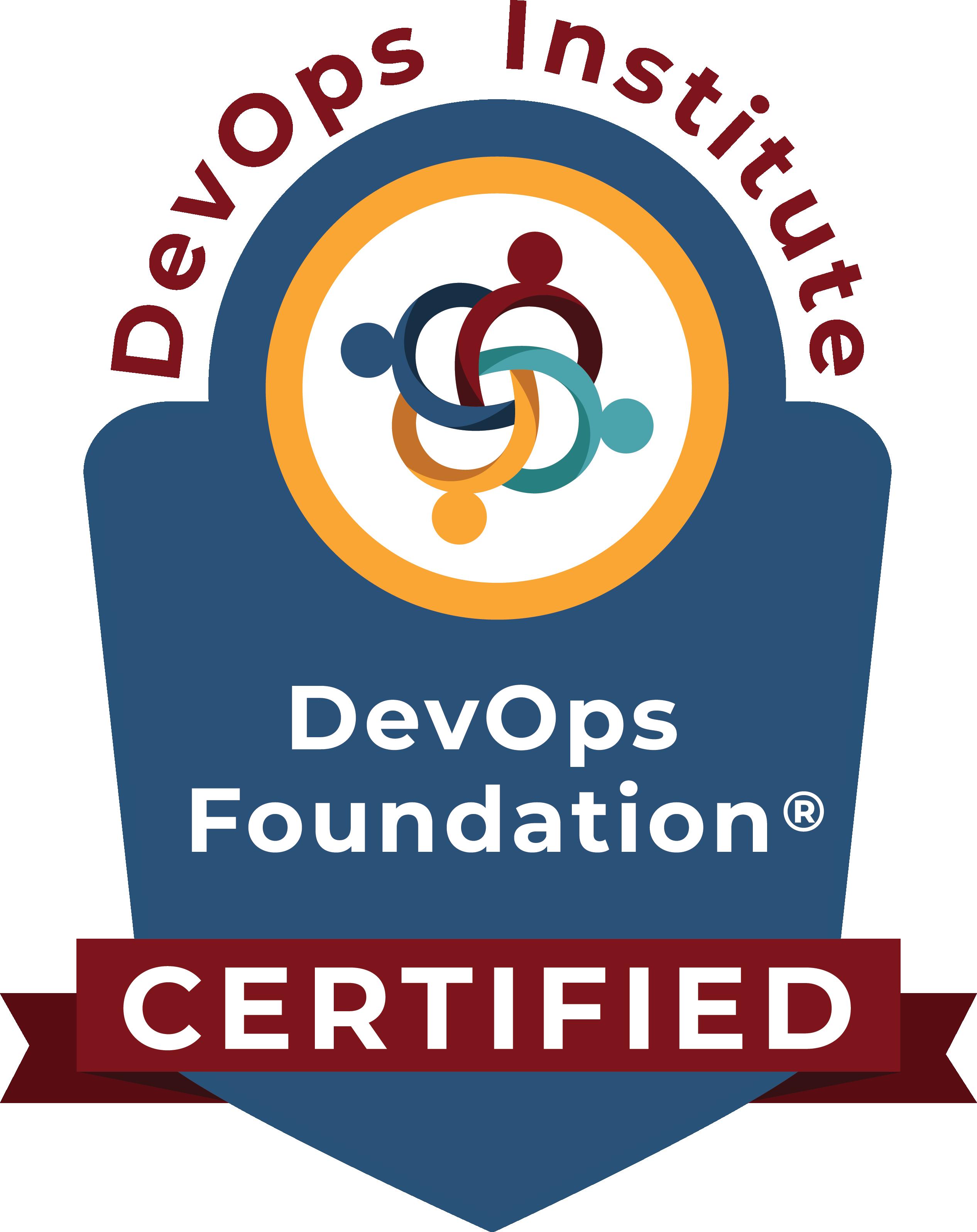DevOps Foundation Badge