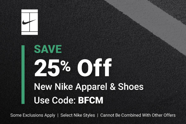 Save 25 Off New Nike Apparel