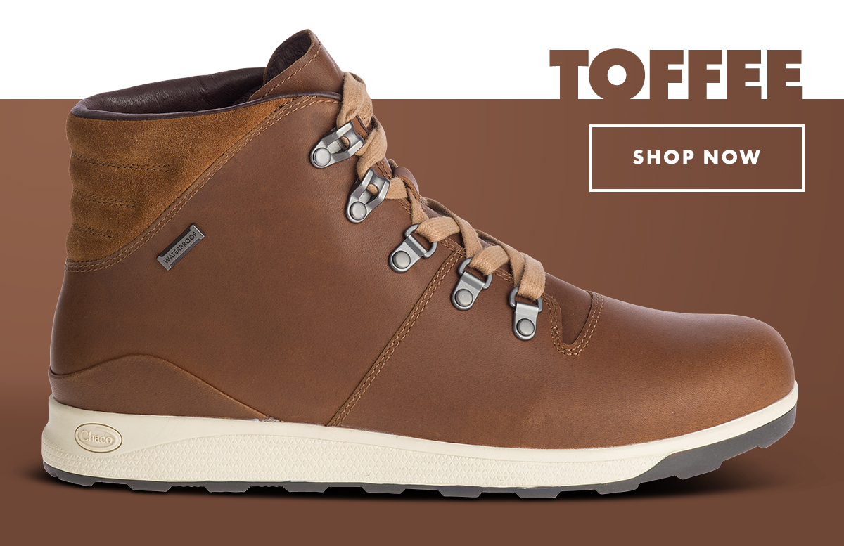 MENS FRONTIER - TOFFEE - IMG