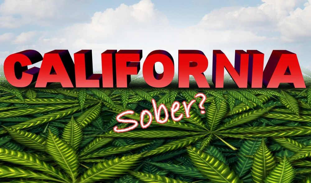 CALIFORNIA SOBER