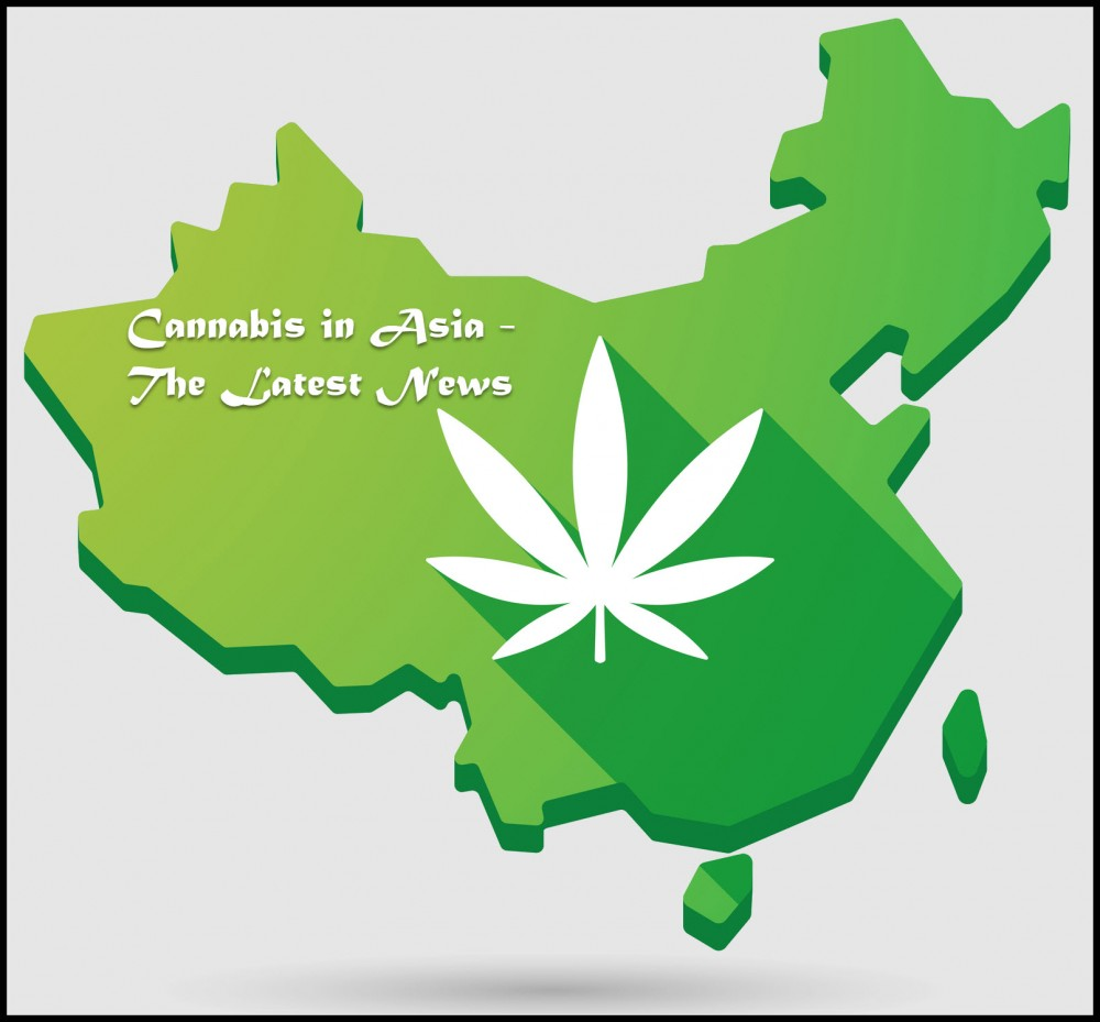 CANNABIS NEWS FROM ASIA
