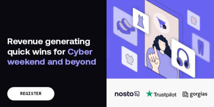 Nosto APAC Email Banner