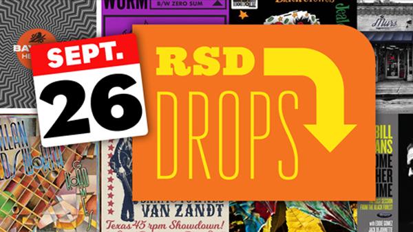 RSD 2020 Drops 9/26