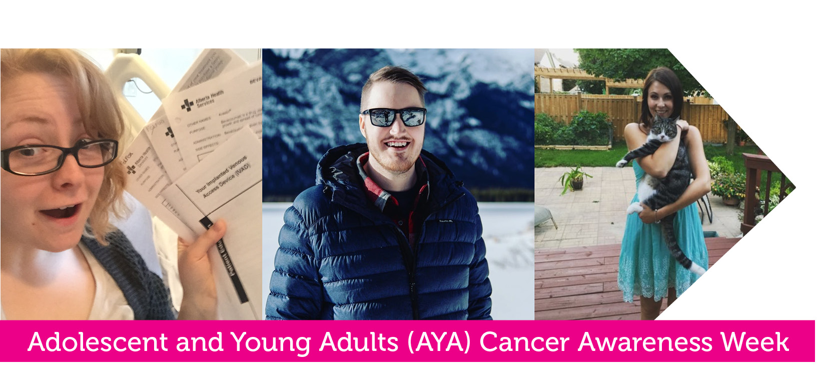 Adolescent and Young Adults (AYA) Cancer Awareness Week