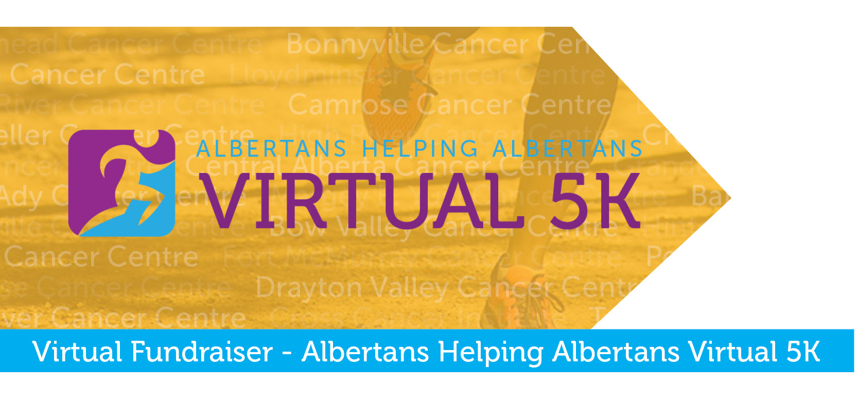 Albertans Helping Albertans Virtual 5k