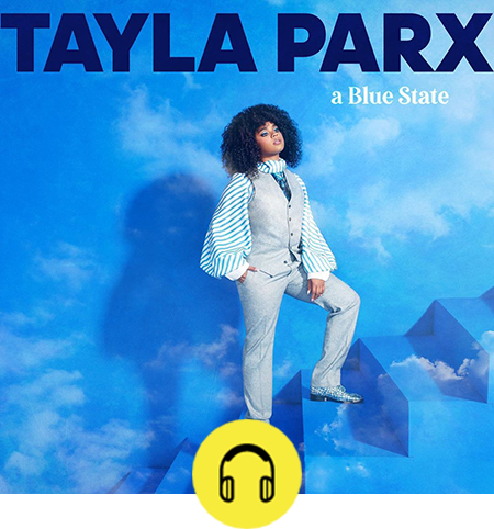 Tayla Parx - A Blue State EP