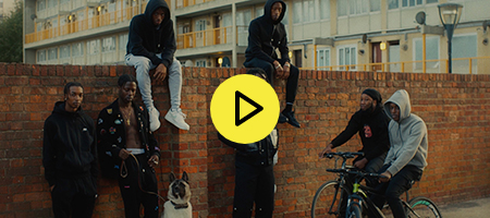 Burna Boy - Real Life feat. Stormzy (Official Music Video)